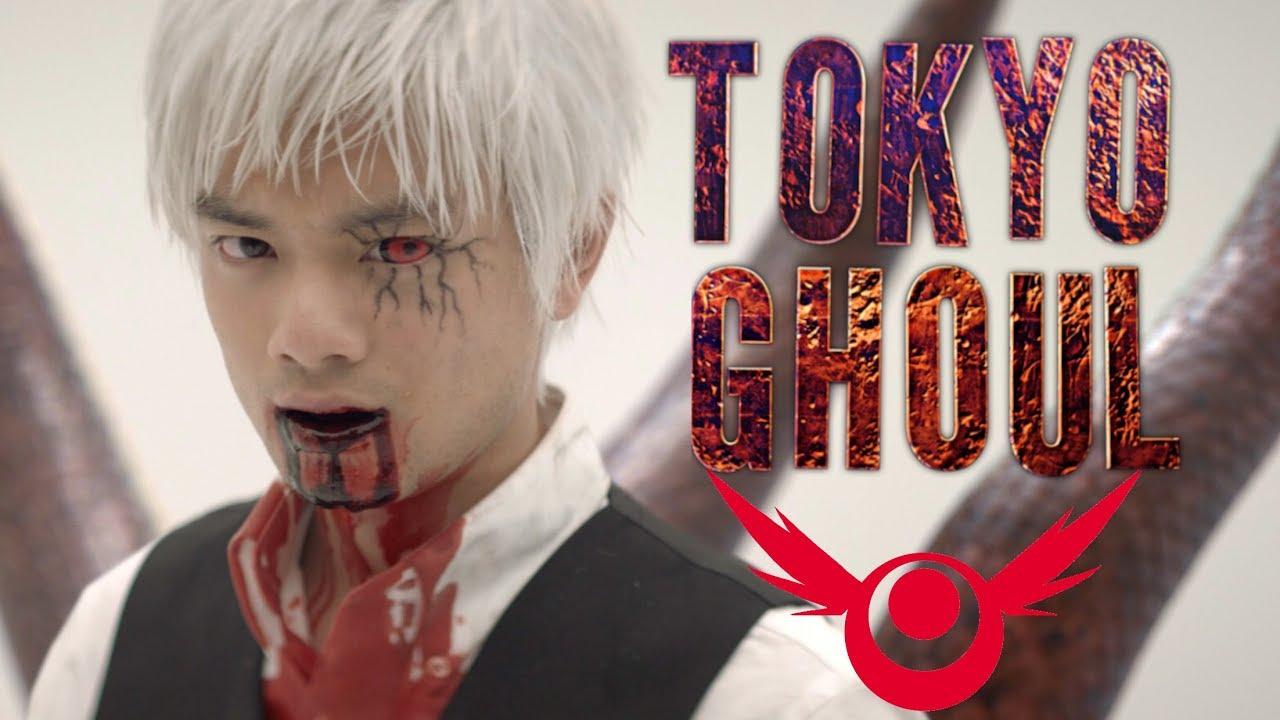 TOKYO GHOUL LIVE ACTION - JASON VS KANEKI (RE:Anime)