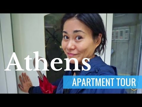 ATHENS APARTMENT TOUR & TBEX Conference in Athens vlog
