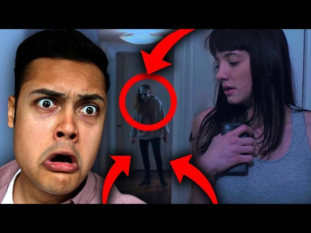 REACTING TO THE SCARIEST SHORT FILMS IN 2018 (OMG SO SCARY)