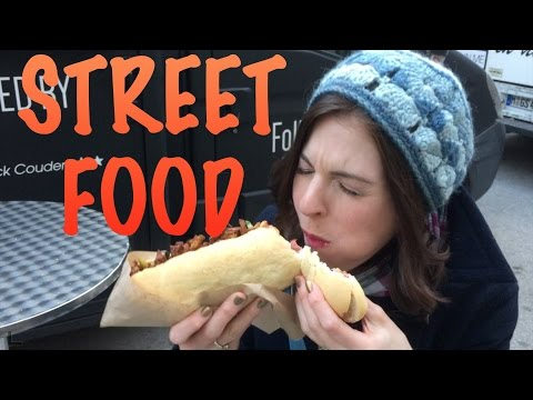 Street Food Market in Munich (yummy!!!)