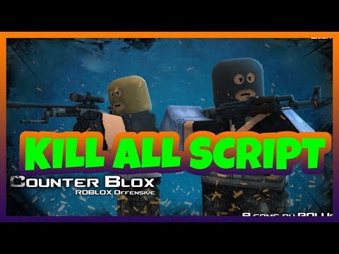 โกง โปร Hack Counter Blox Kill All Youtube
