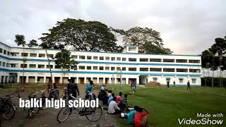 Balki high school 😢My old memories are spread in this school