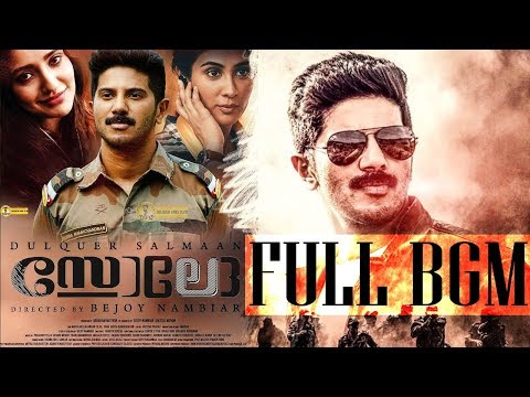 SOLO BGM | Official | Dulquer Salmaan Entry