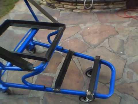 Welding Cart Mov Youtube