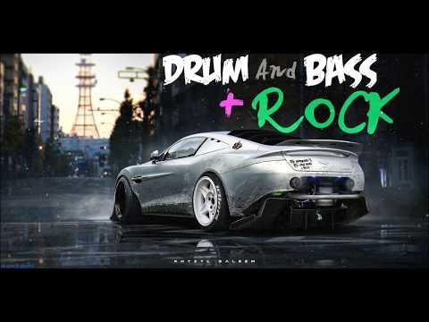 Rock Drum & Bass Music Mix 2018