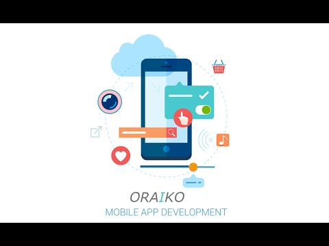 App Developers Agency NYC | Mobile Apps | ORAIKO | 212-483-1000