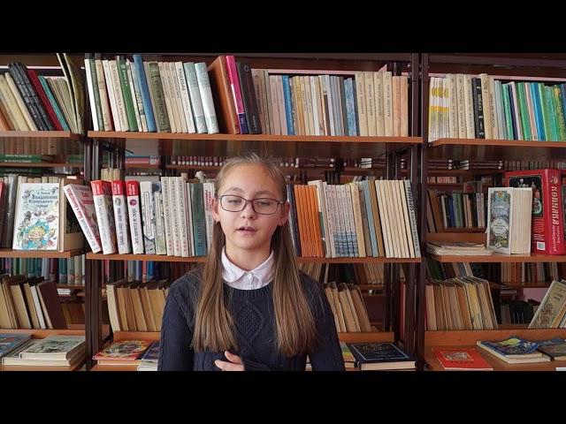 Изображение предпросмотра прочтения – АлинаФедорова читает произведение «Прости волшебному дому» М.И.Цветаевой