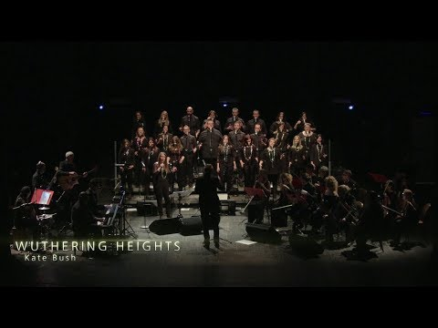 Joy Singers - Wuthering Heights (Kate Bush cover)