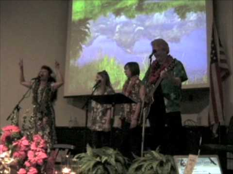 12 Days of Christmas Hawaiian music style 2009