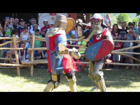 Голос Карпат: - Голос Карпат - Лицарські бої в замку Сент-Міклош