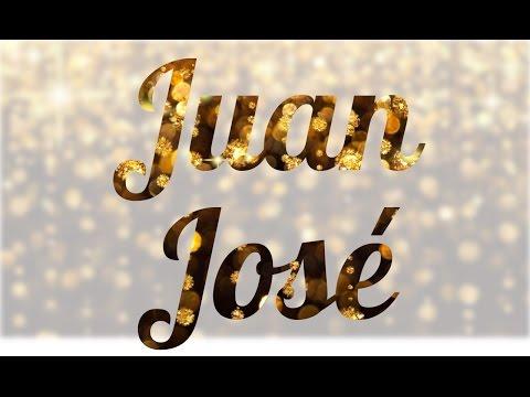 Significado de Juan José, nombre Español para tu bebe niño o niña (origen y personalidad)