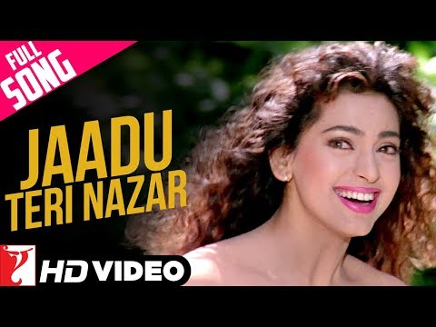 Jaadu Teri Nazar - Full Song HD | Darr | Shah Rukh Khan | Juhi Chawla