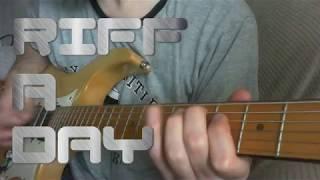 RAD 359: Pop Punk In Drop C 🤘👊👅 - Guitar Riff A Day