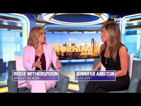 Jennifer Aniston, Reese Witherspoon On How 'Morning Show' Became A #MeToo Commentary