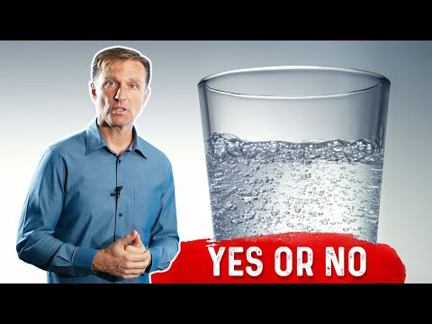 Is Carbonated Water Healthier?