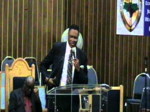 11-17-14 Superintendent Michael Warren Sermon