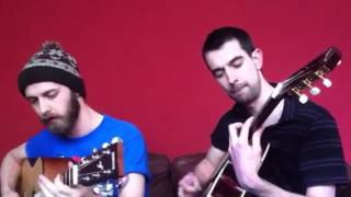 Oasis Supersonic Acoustic Cover