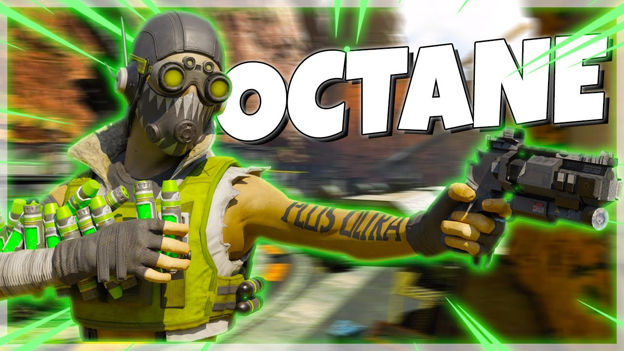 First Time Trying OCTANE....right before he gets NERFED