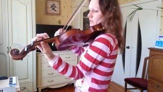 Урок скрипки 6 или