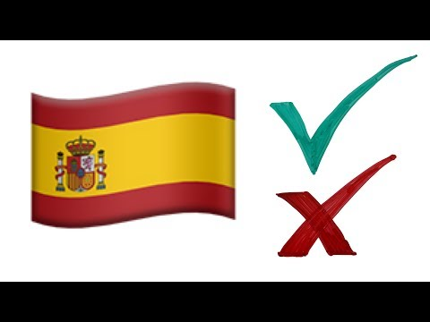 7 polite and impolite things in Spain - Learn Spanish - Spanish Culture #7