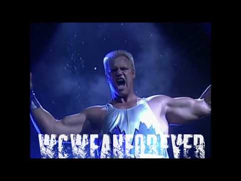 WCW Glacier 2nd Theme Cover(With Custom Tron)