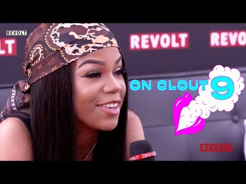 Molly Brazy ranks Female Rappers, This Is America, and Kanye West | On Clout 9