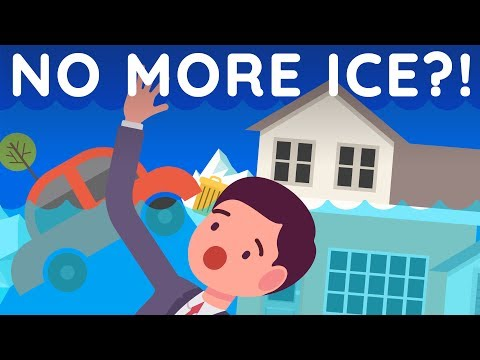 What Would Happen If ALL THE ICE In The World MELTED?