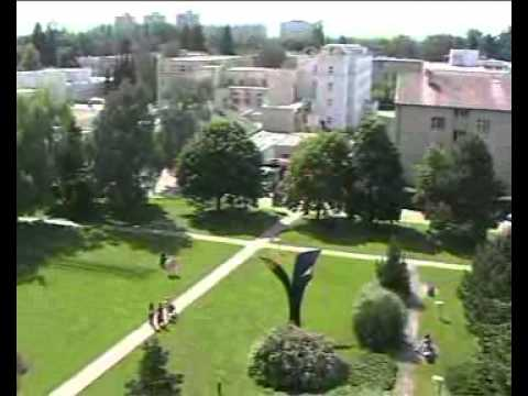 Faculty of Medicine in Hradec Kralove 2004 - Charles University in Prague - Czech Republic