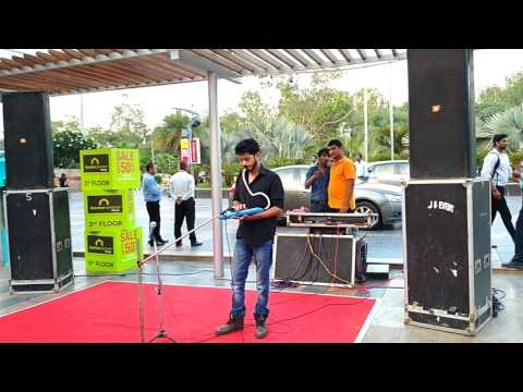 Pacific Mall Live Tum Hi Ho Melodicas Cover