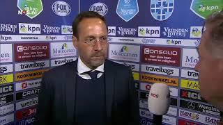 Van't Schip:'Avond had makkelijker kunnen zijn.', PEC Zwolle Heracles (2-1), Eredivisie