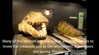 How to Make a Monster Exhibit - Saskatchewan Science Centre