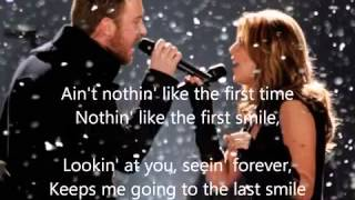 LadyAntebellum-Nothin Like The First Time Lyrics