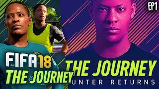 BRAND NEW SEASON! (FIFA 18 The Journey #1)