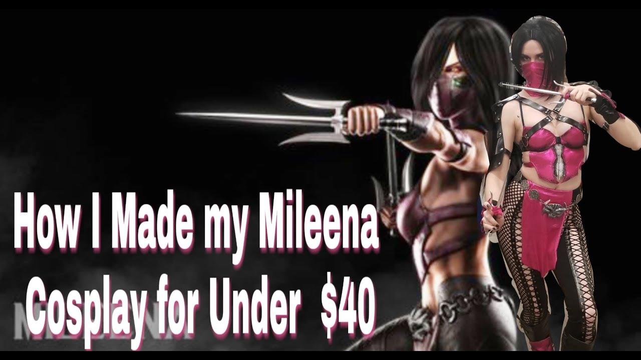 Detailed guide to mortal kombat mileena costume | shecos blog.