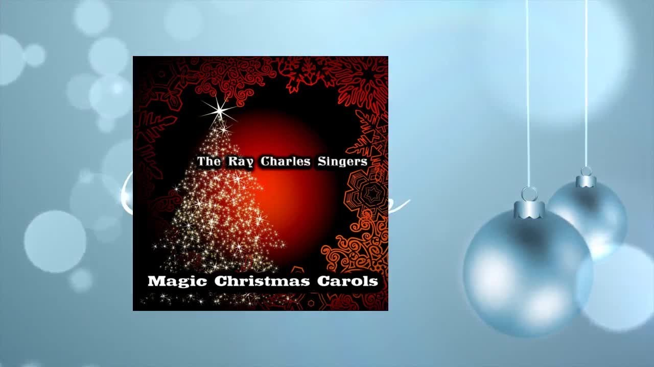 Ray Charles Christmas.The Ray Charles Singers Magic Christmas Carols
