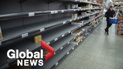 """Coronavirus outbreak: Canadians urged not to """"panic buy""""; Should schools close over COVID-19?"""