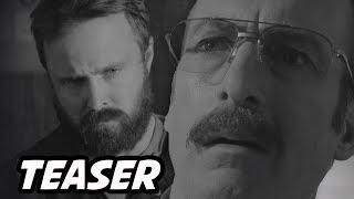 FINAL SEASON Better Call Saul Season 5! Jesse Finds Saul Theory! Is This The Final Season?