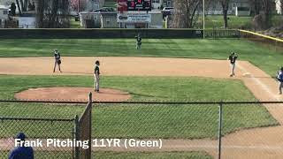 Franks Baseball Highlights - 2018