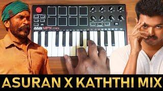 Asuran x Kaththi Bgm Mix By Raj Bharath | Thalapathy Vijay | Dhanush