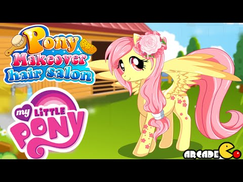 My Little Pony Pony Makeover Hair Salon My Little Pony