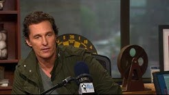 Actor Matthew McConaughey Talks HBO's True Detective - 6/22/16