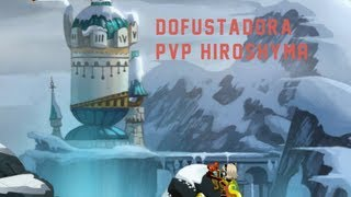 Creando capa Dofustadora en dofus oficial + PvP épico [Sacrificio a los Dioses] xD