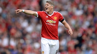 Midfielder bastian schweinsteiger is leaving manchester united to join major league soccer side chicago fire in a one-year deal reportedly worth £3.6m. unite...