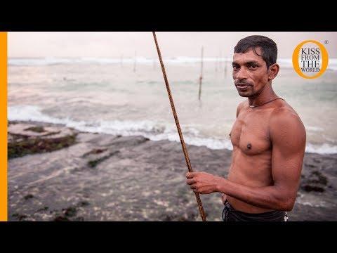 The Stilt Fishermen Of Sri Lanka: Discover An Ancient Fishing Technique
