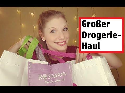 Drogerie Haul | DM | Rossmann | Neuheiten | Beauty * Haushalt * Baby