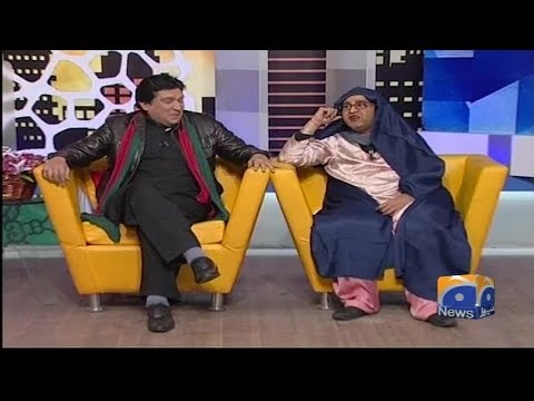 Khabarnaak - 12-January-2018 - Geo News