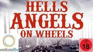 Hells Angels on Wheels - mit Jack Nicholson (Actionfilme auf Deutsch komplett anschauen)