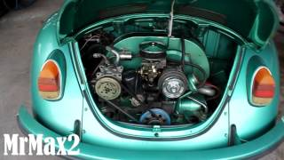 Video REVIEW VW BEETLE 1972 (VW KODOK) download MP3, 3GP, MP4, WEBM, AVI, FLV Juli 2018