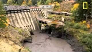 Взрыв плотины