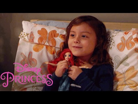 Disney Princess Canada - 'Dad Raps: Bedtime Story' Original Short